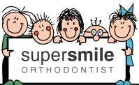 Supersmile Orthodontist Logo